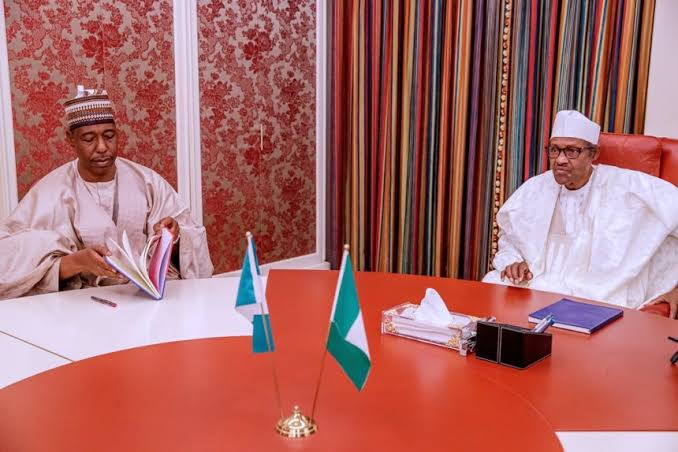 Insecurity: Seek external support from Chad, Cameroon others, Zulum tells FG