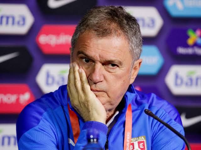 Photo of UEFA suspends Ljubisa Tumbakovic, fines Serbia FA