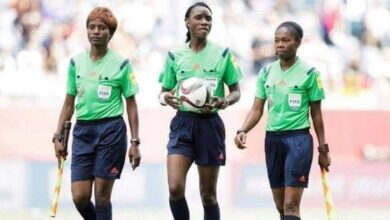 Photo of Two Nigerian referees selected for Women's World Cup