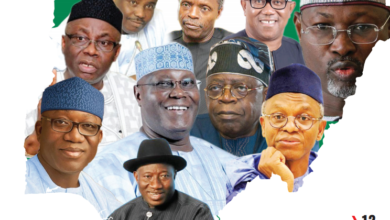 Photo of Meet top Nigerian politicians tipped for 2023 presidential race