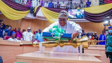 Photo of Oyetola signs N109b budget into law for 2021