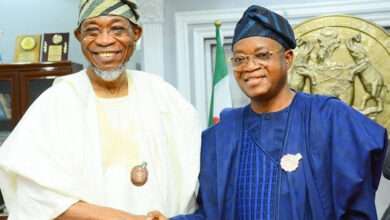 Photo of Aregbesola speaks on alleged rifts with successor, Gov Oyetola