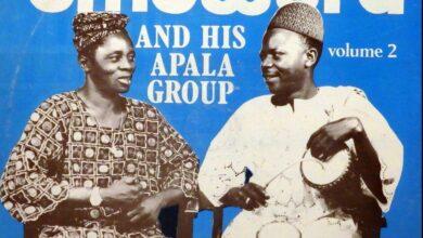 Photo of Ayinla and Adesina: The Umbilical Cord and the Foetus, Folorunsho Fatai Adisa