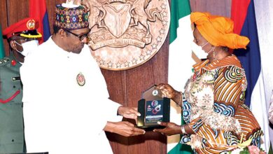 "Photo of IWD: Presidency releases checklist of ""The Buhari Women"" to celebrate Nigerian women"