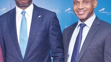 Photo of Union Bank CEO Emuwa retires, Okonkwo appointed as new MD