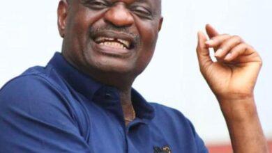 Photo of NFF Board Member, Emmanuel Ibah is dead