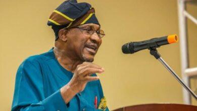 Photo of Femi Odekunle, member of Buhari's advisory committee, is dead