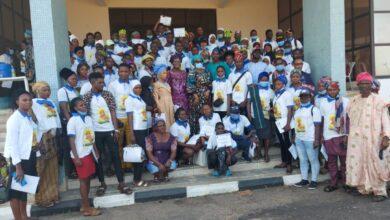 Photo of Rep member, Akande-Sadipe trains 110 constituents on Entrepreneurial skills