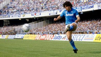Photo of Napoli officially rename stadium after Maradona