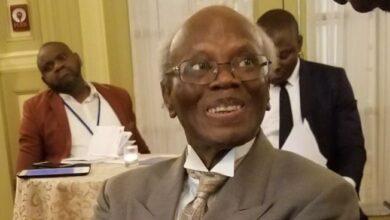Photo of Nigeria's ambassador to U.S., Sylvanus Nsofor dies at 85