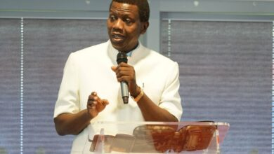 Photo of Pastor Adeboye breaks silence on son's death: 'God gives and takes at will'