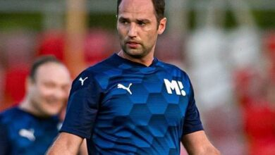 Photo of Russia's Shirokov sentenced to community service for assaulting referee