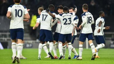 Photo of London derby: Arsenal dominate possession, Tottenham score the goals