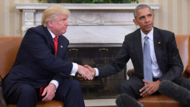 Photo of U.S. citizens dump Obama, pick Trump as Most Admired Man of 2020 – Poll