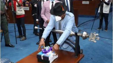 Photo of Wike presents N448.7bn budget for 2021