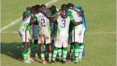 Photo of AFCON Qualifiers: Super Eagles thrash Lesotho 3-0 in Lagos