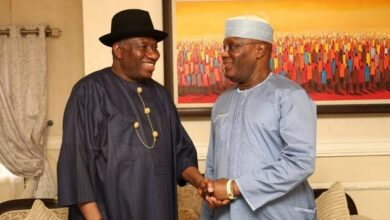 Photo of 2023: PDP governors to meet Jonathan, Atiku, others