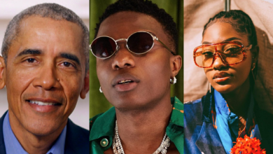Photo of Wizkid, Tems Make Barrack Obama's List Of Favourite Music Of 2020