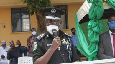 Photo of Police AIG due for retirement in two weeks drops dead