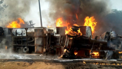 Photo of Three die in Abeokuta tanker explosion