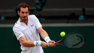 Photo of Murray tests positive for COVID-19, Australian Open participation in doubt
