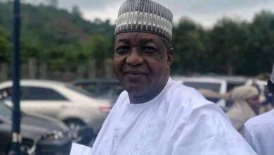 Photo of Ex-Sports minister, Bala Ka'oje is dead