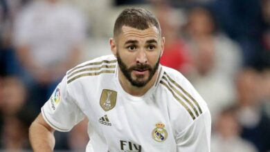 Photo of Benzema double gives Real Madrid 4-1 win, Sevilla move into third place