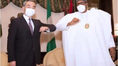 Photo of Buhari lauds China for addressing Nigeria's infrastructural deficits