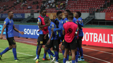 Photo of Namibia eliminated from CHAN after losing to Tanzania
