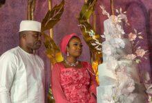 Photo of Dimeji Bankole weds Kebbi governor's stepdaughter in Abuja