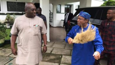 Photo of First class Abia Monarch, Eze Enweremadu dies at 77