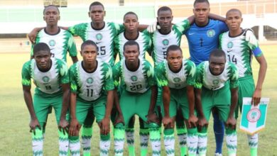 Photo of WAFU U-17 final: Lawan pledges handsome reward for Golden Eaglets