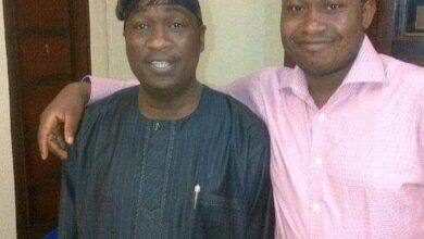 Photo of Lagos Deputy Governor, Obafemi Hamzat loses 37-year-old brother to COVID-19