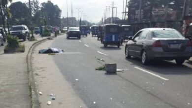 Photo of Hit-and-run driver kills pedestrian in Anambra