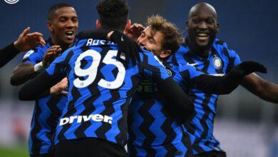Photo of Inter Milan beat Juventus to go top in Serie A past AC Milan