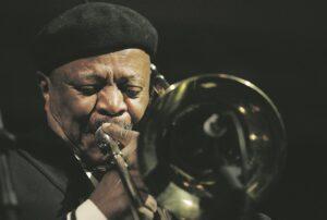 South African jazz 'giant' Jonas Gwangwa dies aged 83