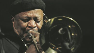 Photo of South African jazz 'giant' Jonas Gwangwa dies aged 83