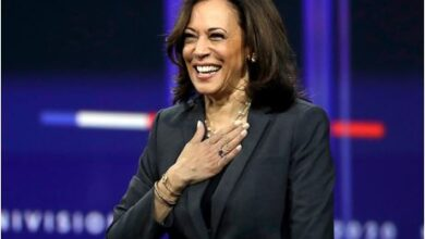 Photo of Kamala Harris resigns from U.S. Senate