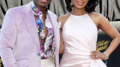 Photo of Kirk Franklin marks 25th anniversary with wife Tammy