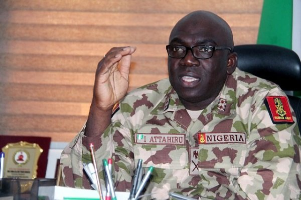 Chief of Army Staff approves appointment of new GOCs, PSOs, others