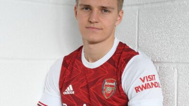 Photo of Arsenal complete signing of Real Madrid midfielder Odegaard