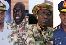 Photo of Meet Nigeria's New Service Chiefs