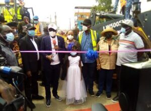 Photo of Sanwo-Olu commissions three projects in Badagry