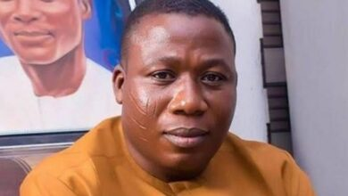 Photo of Igboho sues Malami, DSS for N500bn over invasion of his Ibadan residence