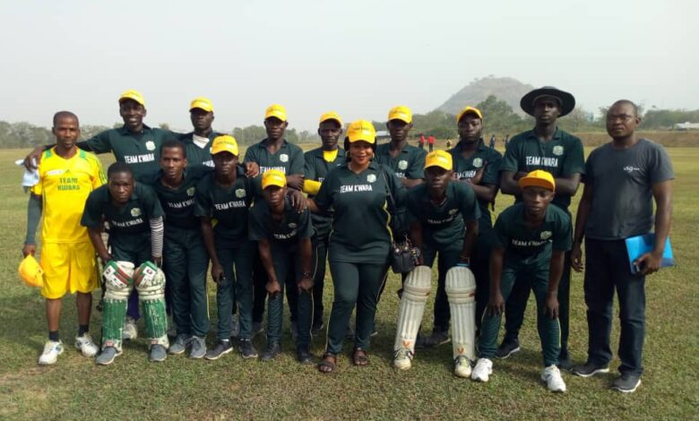 Kwara wins U-17 North Central Cricket Championship