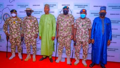 Photo of Boko Haram: Details of Service Chiefs' meeting with Gov Zulum emerge