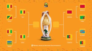 Morocco, Guinea in CHAN semi-finals