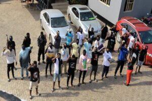 EFCC arrests 39 suspected internet fraudsters in Osun, Ogun