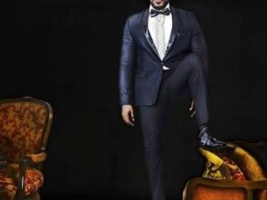 Photo of Nollywood actor Enyinna's portrait selected for American museum
