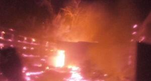 Fire engulfs St Anthony Catholic School in Osun